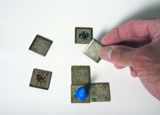 Move and Explore Tiles