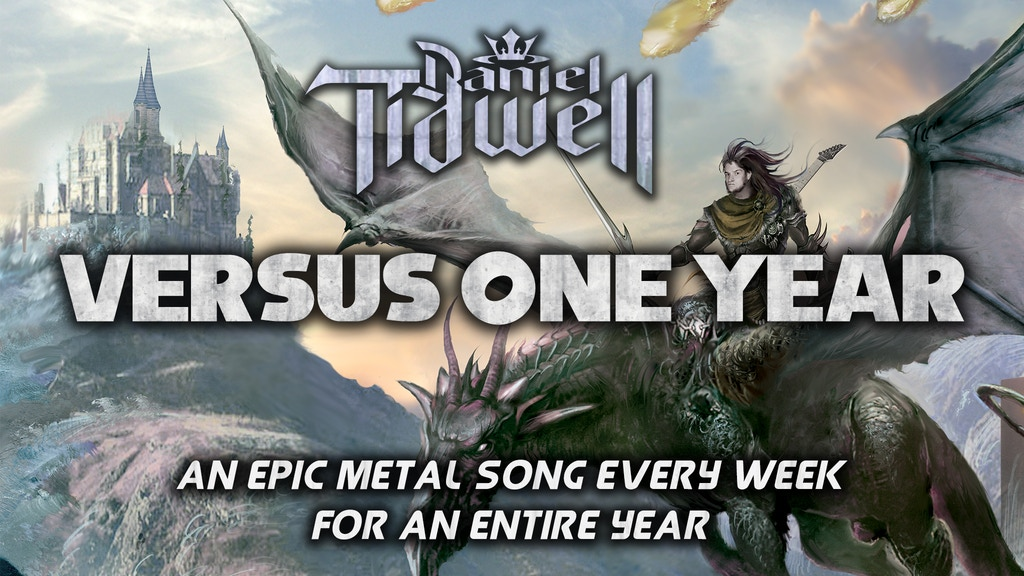 VERSUS ONE YEAR: A New Song Every Week For An Entire Year project video thumbnail