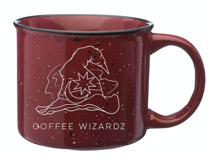 Coffee Wizardz Ceramic Mug