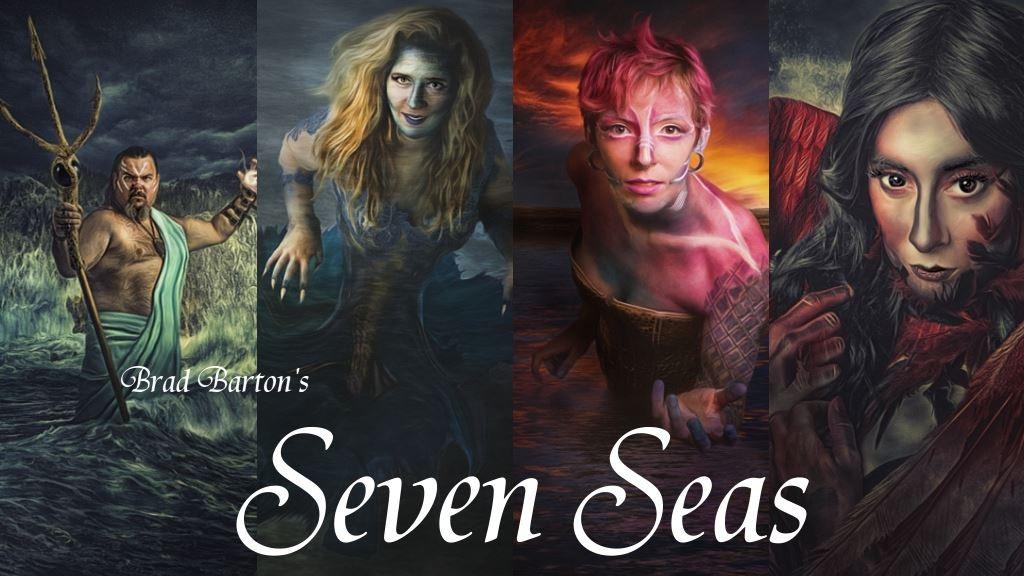 Brad Barton's Seven Seas project video thumbnail