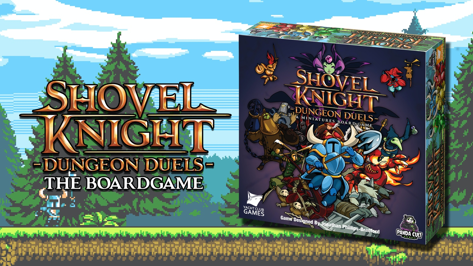 Shovel Knight: Dungeon Duels by Panda Cult Games » FOR