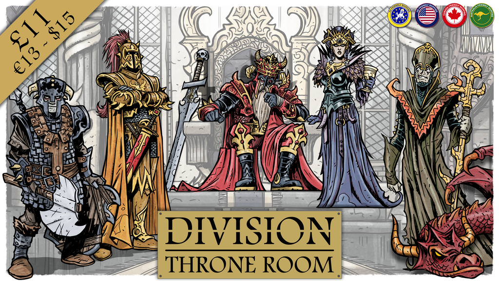 Division: Throne Room project video thumbnail