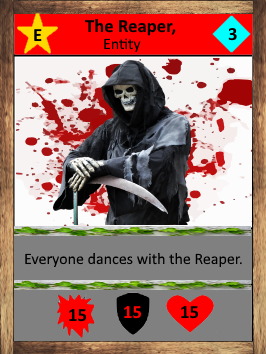 The Reaper Card