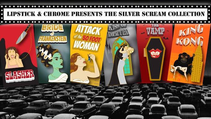 Lipstick & Chrome presents Stars of the Silver Scream