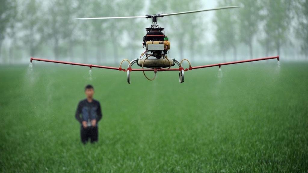 Project image for Drone autónomo para reforestación