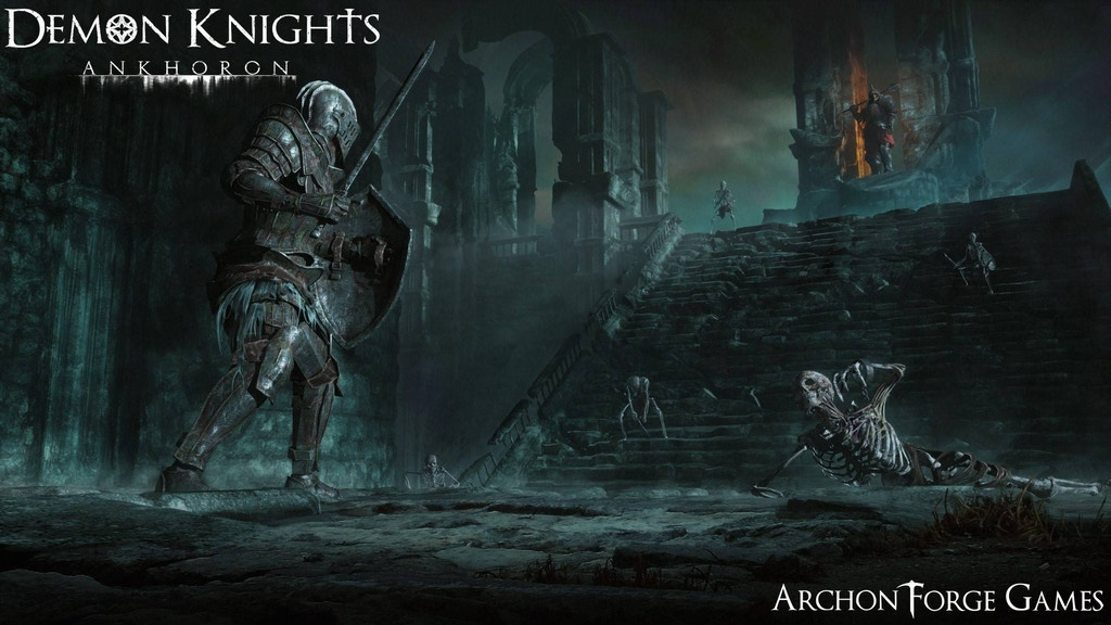 Project image for Demon Knights of Ankhoron