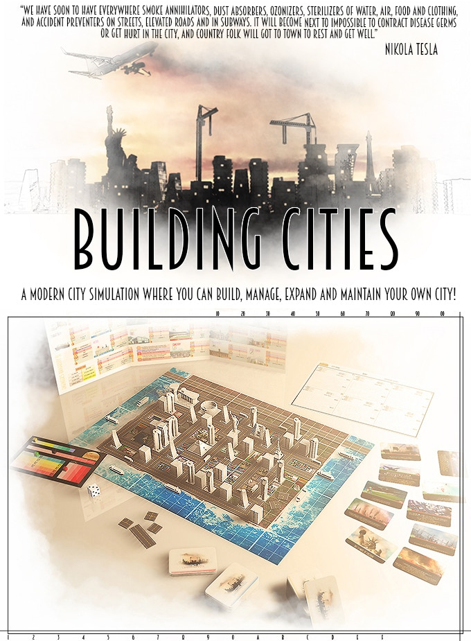 Building Cities