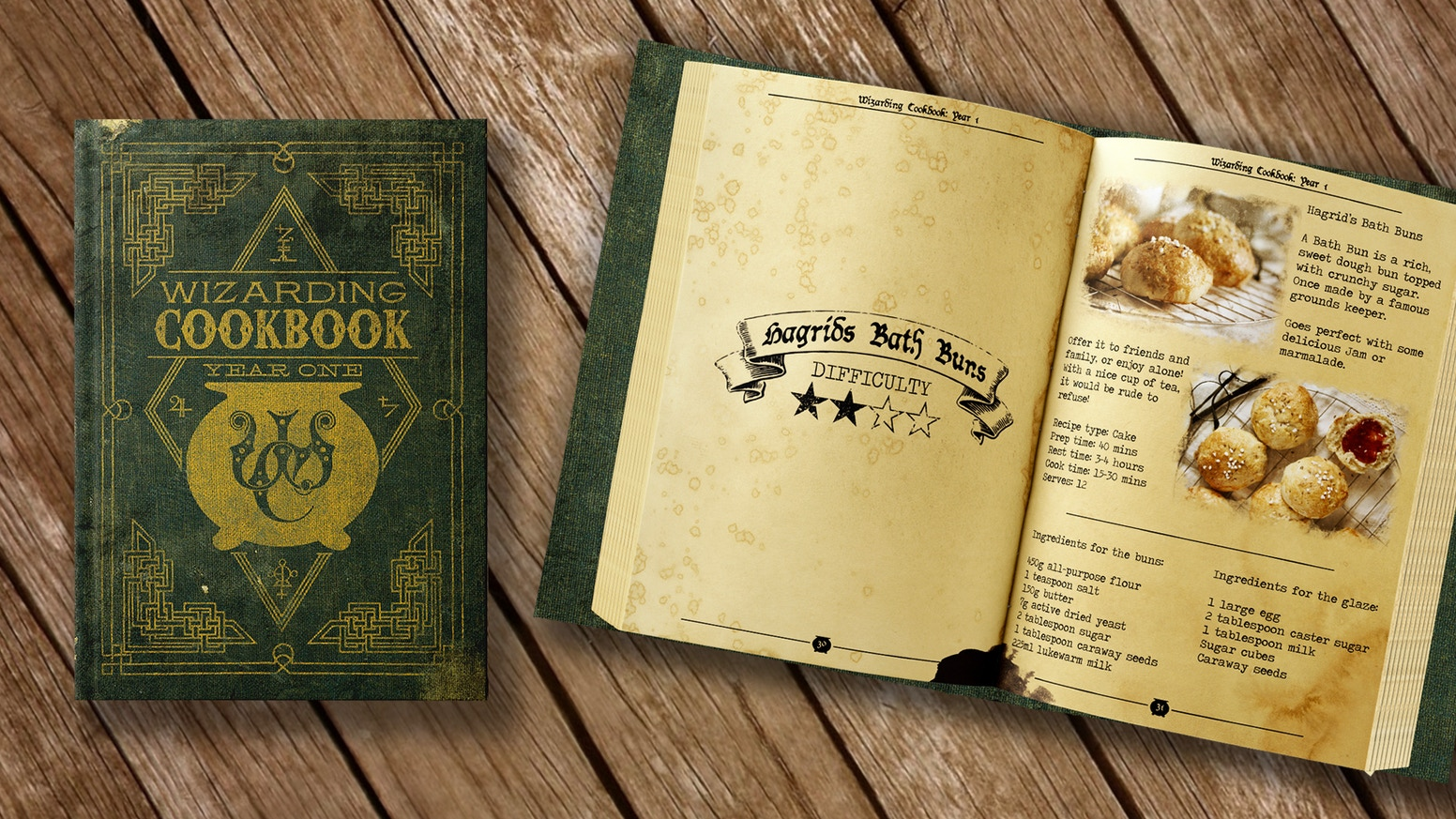 ForeverMagic are looking to create a Cookbook for fans from the Harry Potter universe! A comprehensive book with beloved recipes!