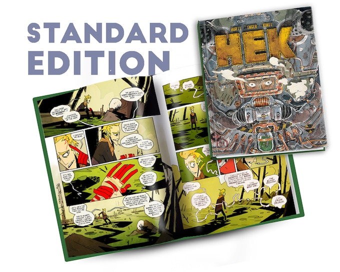 Standard edition - art not final