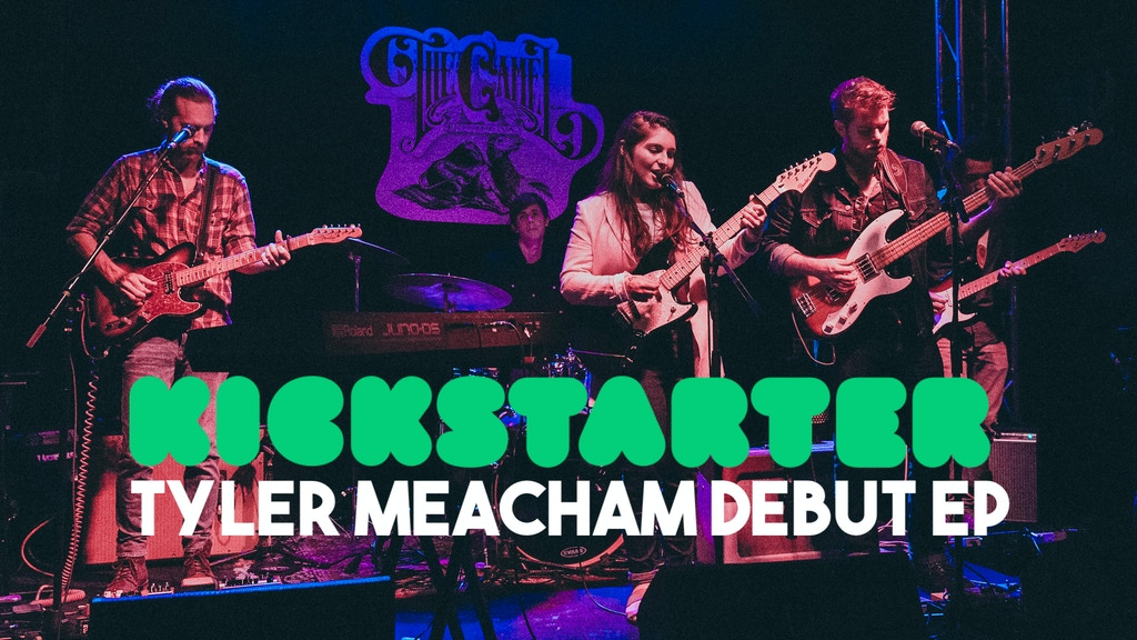 Tyler Meacham Debut EP project video thumbnail