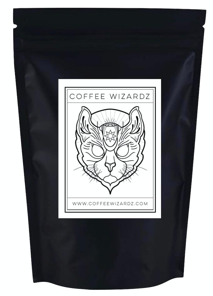 Coffee Wizardz Coffee