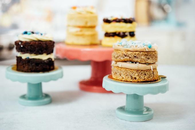"""3"""" Mini Cakes"""