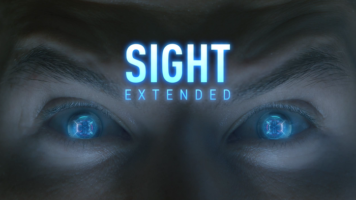 A visually stunning, dark, futuristic thriller. The full length realization of the critically acclaimed short film Sight.