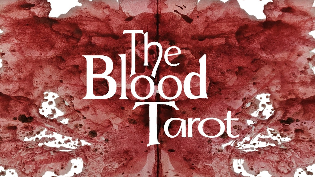 Project image for The Blood Tarot