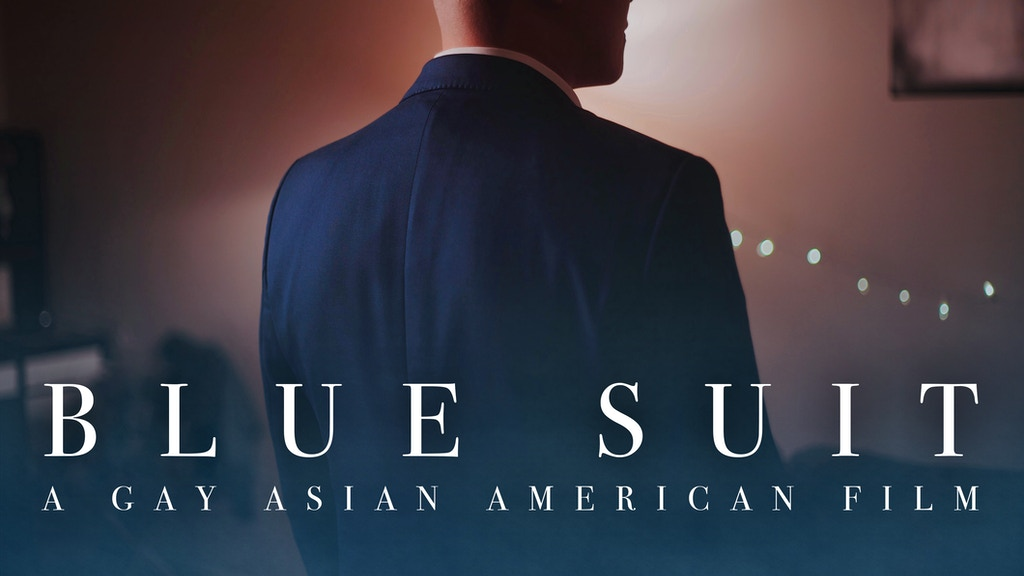 BLUE SUIT - A Gay Asian American Short Film project video thumbnail
