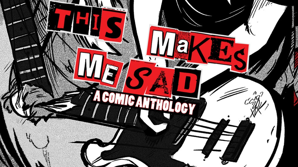 This Makes Me Sad: A Short Comic Anthology project video thumbnail