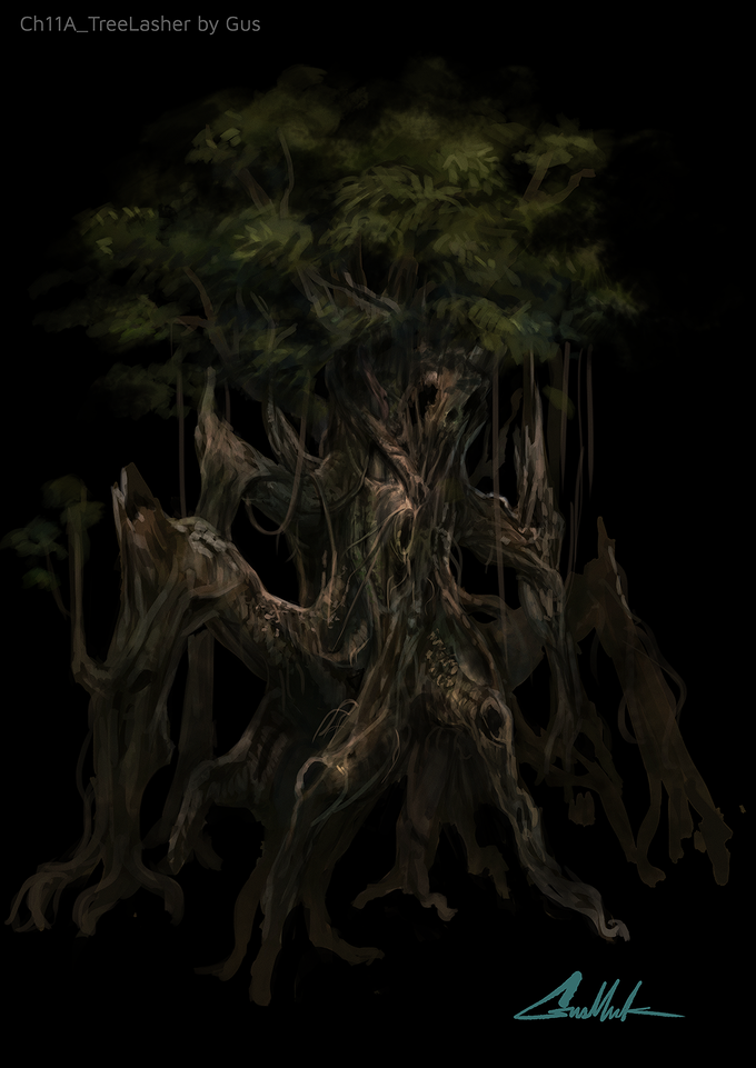 Living Tree - forest sentinel