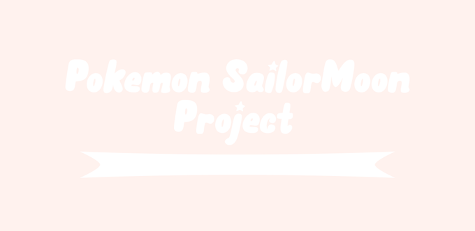 SailorMoon x Pokemon Pins