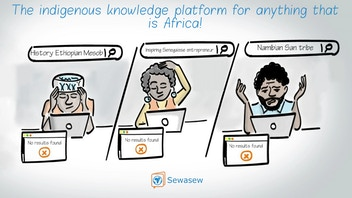 Sewasew - The indigenous knowledge platform!