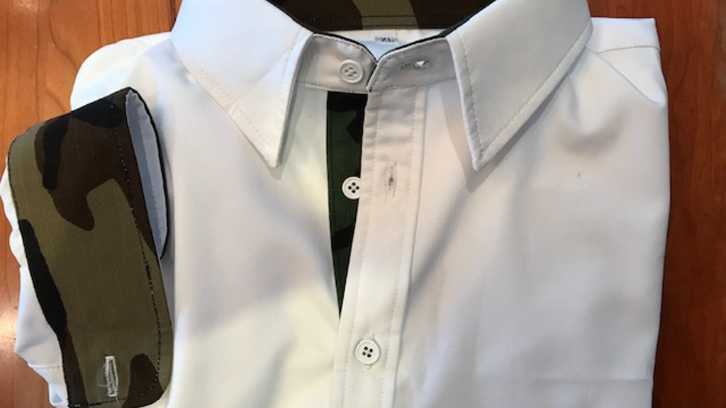 Project image for Eighth Order: Cotton oxford shirts from American Veteran's