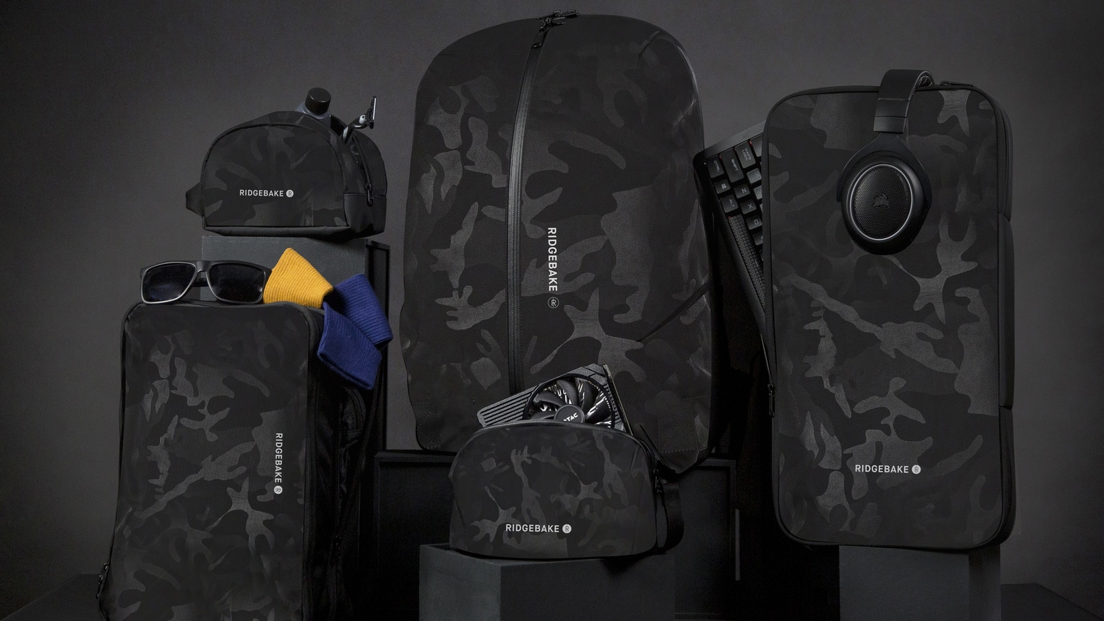 Finally... a gaming/travel bag that doesn't make you choose between function and design