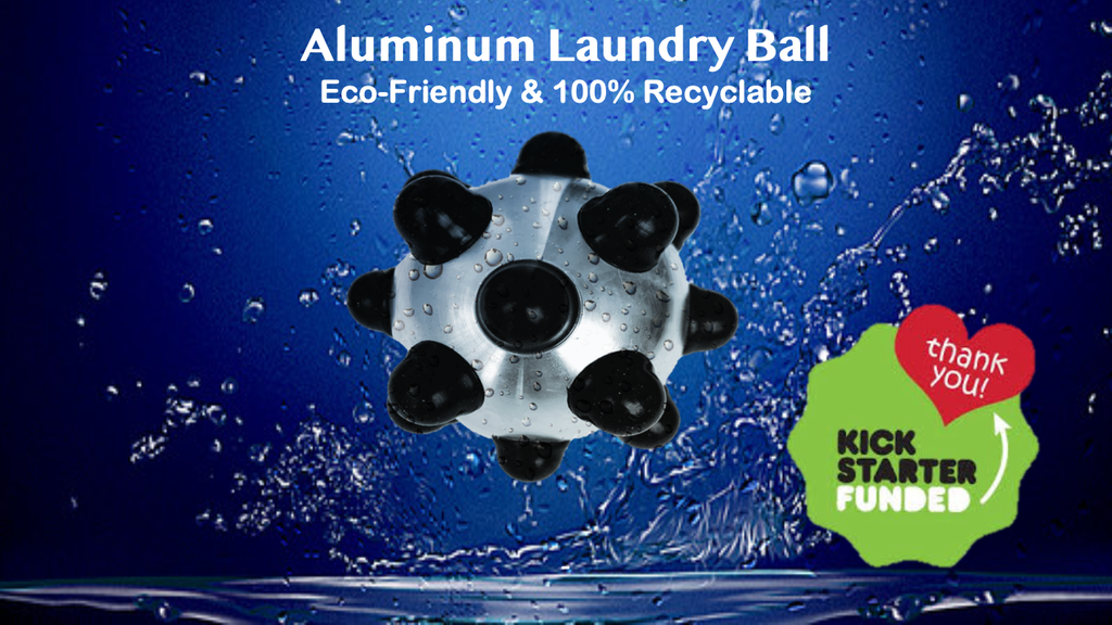 Aluminum Laundry Ball : Washer & Dryer Ball In One project video thumbnail