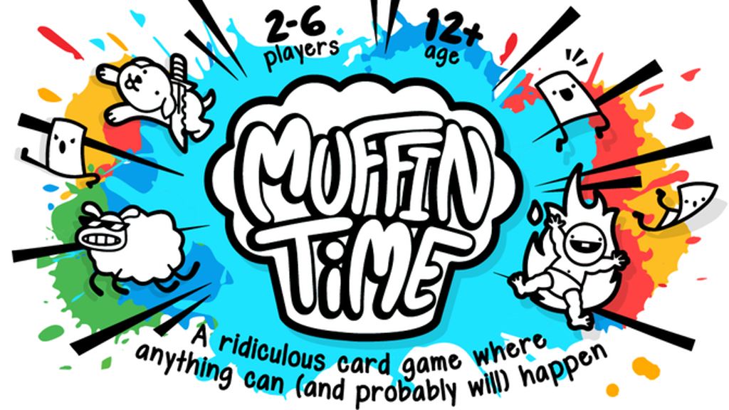 Muffin Time: The Random Card Game project video thumbnail
