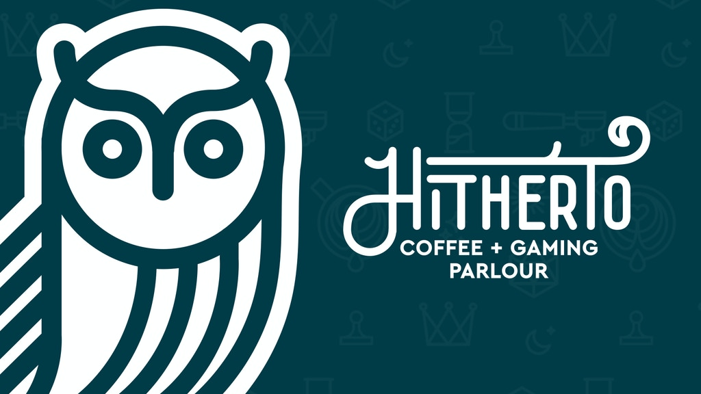 Hitherto Coffee & Gaming Parlour project video thumbnail