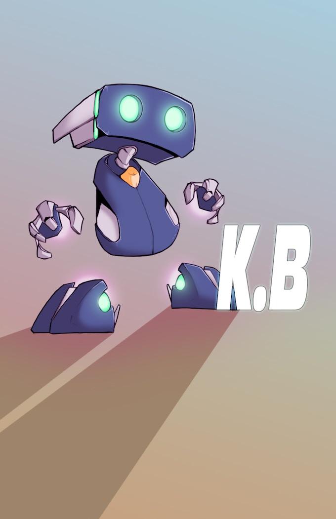 K.B, Ships system coordinator.