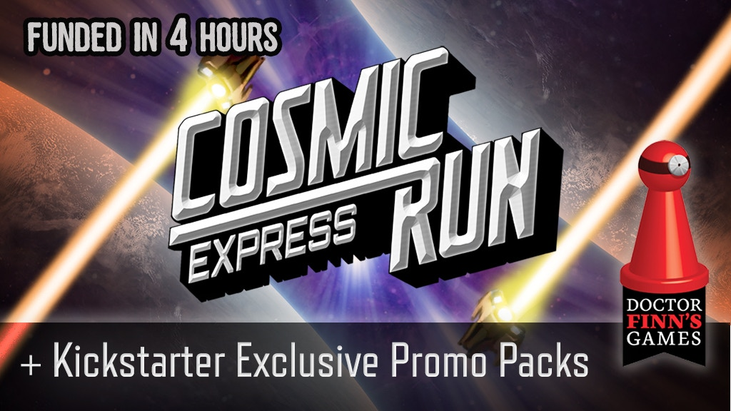 Cosmic Run: Express + Promo Packs project video thumbnail