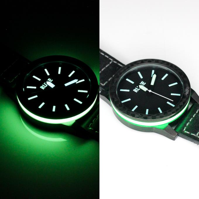 Emerald Dial. Emerald Bezel