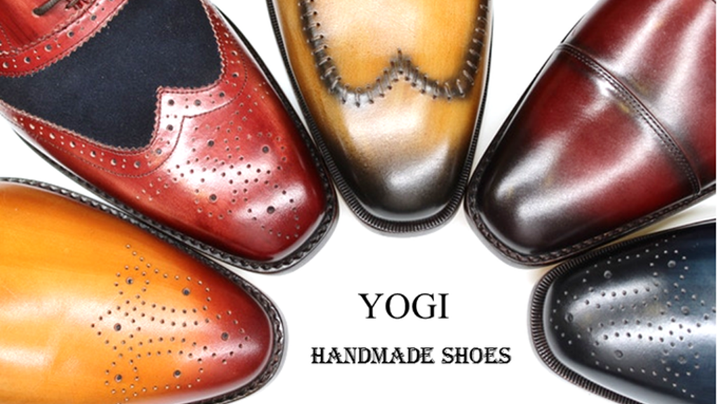 Project image for Yogi Handmade Leather Classic Shoes
