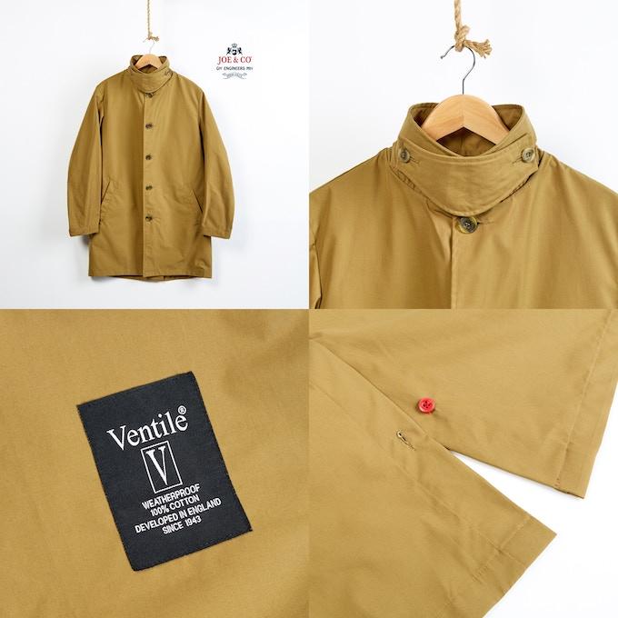 The Ventile® MANCMAK™