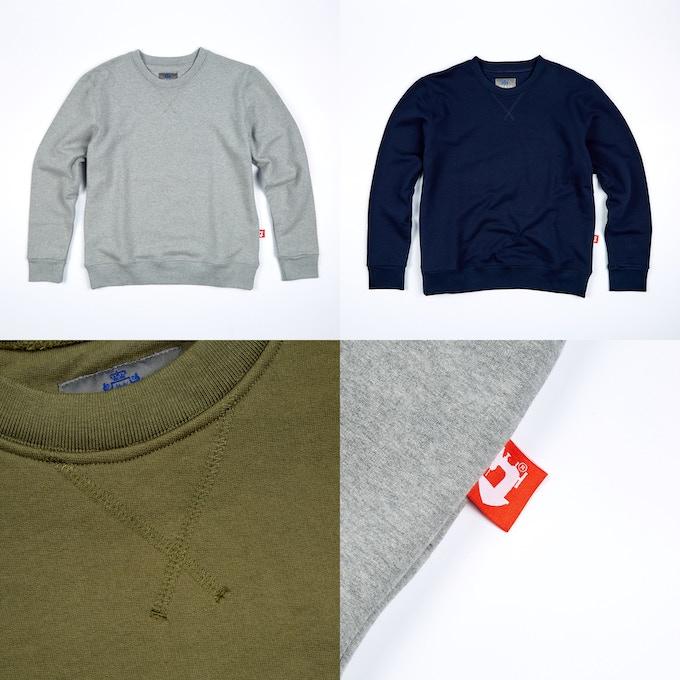The Iconic LOWRY Sweatshirt