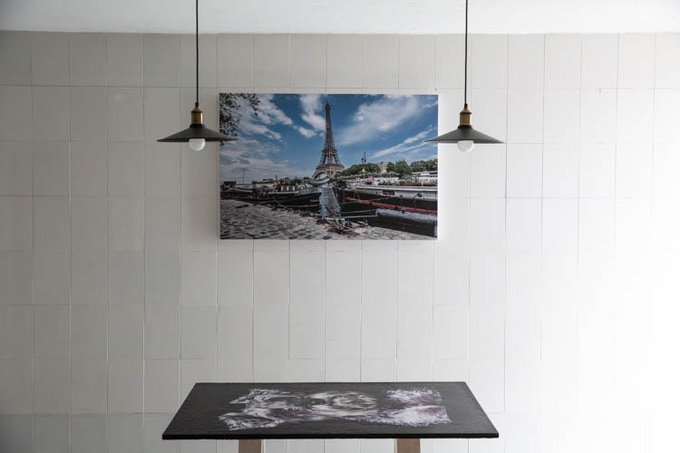 Photo Canvas 120 x 80 cm