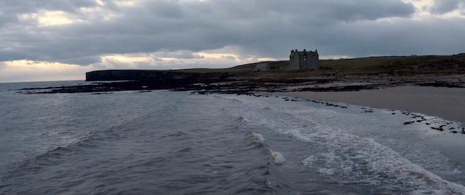 The Castle where Jack lives...