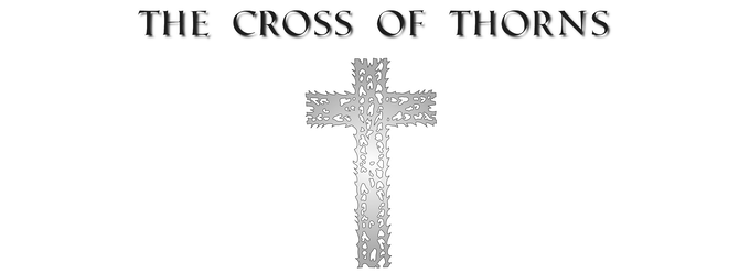 The Cross of Thorns is the most spiritual of all factions; its members consider themselves as the heralds of the end of the world, tend to act in the dark, are convinced that almost everything and everyone have been corrupted and need to be swept away in order to start over.