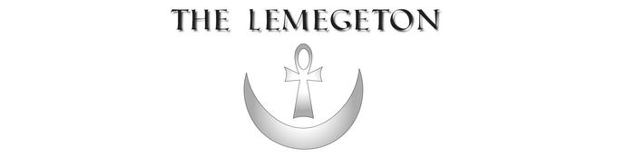 The Lemegeton once used to be a coven of plebeian magi, its members believe that in order to acquire true power one needs to develop a full understanding of magic and of the processes by which it interacts with the world.