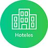 Click para ver hoteles, desde $500MXN la noche