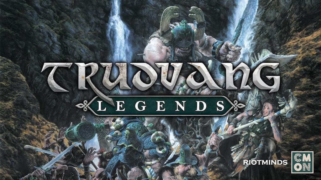 Trudvang Legends by CMON — Kickstarter