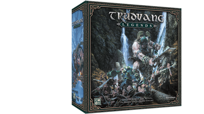 Trudvang Legends By Cmon Kickstarter