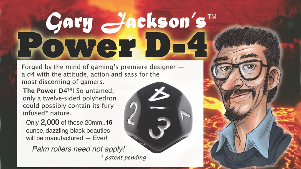 Project image for The Power d4