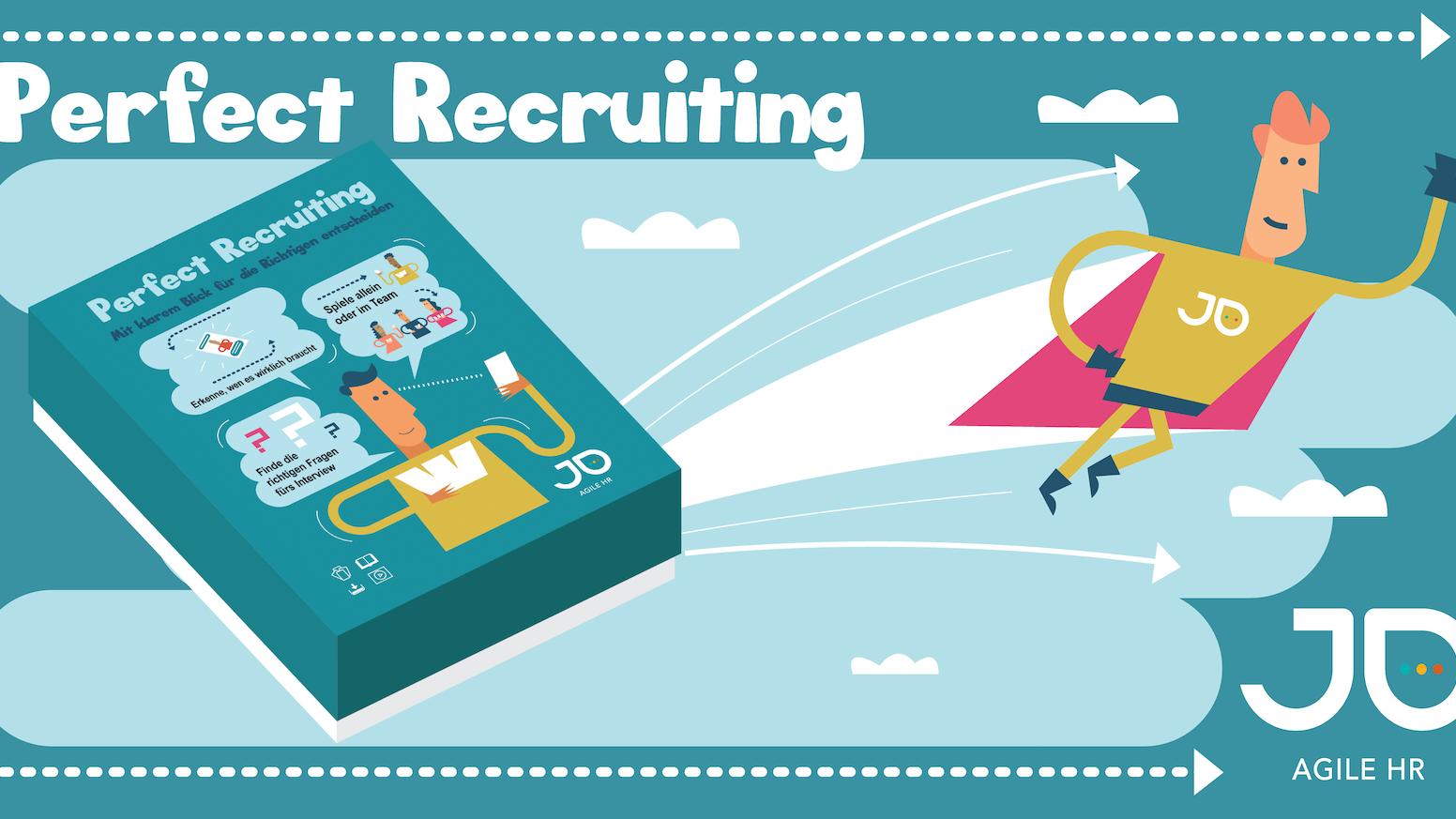 Agile Spiele perfect recruitingjens olberding — kickstarter