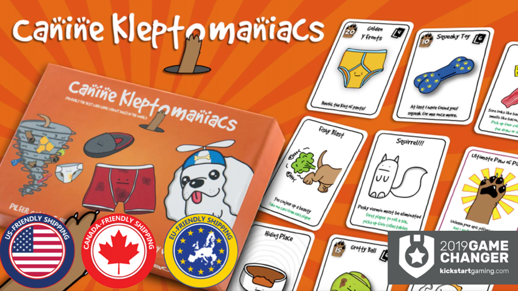 Canine Kleptomaniacs project video thumbnail
