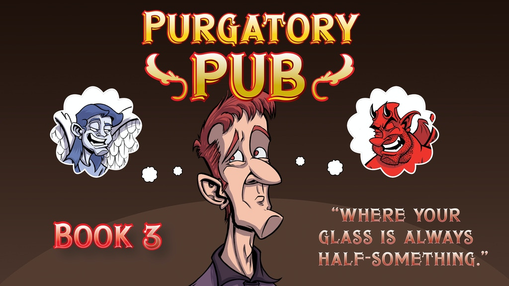 Purgatory Pub (Book 3) project video thumbnail