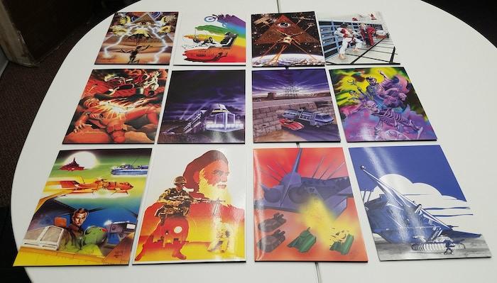 All twelve folders!
