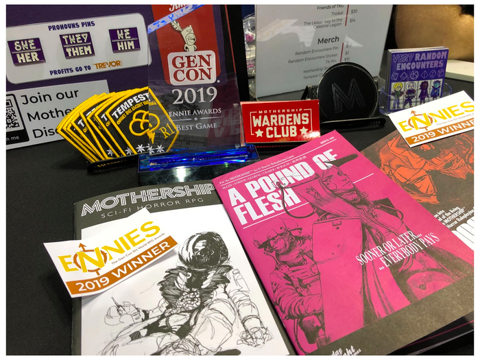 Kickstarter-Funded Games Sweep Gen Con Awards