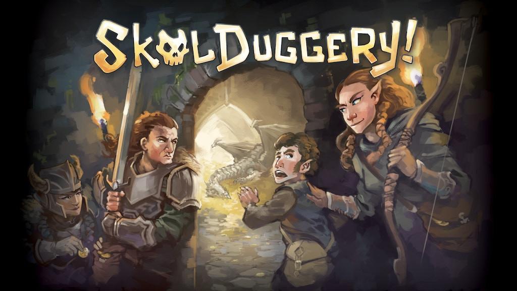 Skulduggery! project video thumbnail