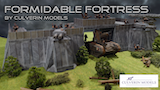 Culverin Models: Formidable Fortress for 28mm Wargaming thumbnail