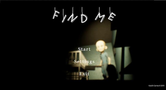 Find Me: Horror Game